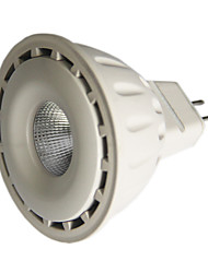 8 GU5.3(MR16) Spot LED MR16 1 COB 550 lm Blanc Chaud / Blanc Froid Gradable DC 12 V 1 pièce