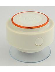 Niveau sieben wasserdichte Bluetooth-Lautsprecher im Freien Telefon Bluetooth-Audio-portable Saugnapfes kleinen Lautsprecher Car-Audio