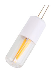1.5 G4 Luces LED de Doble Pin T 2 COB 150 lm Blanco Cálido / Blanco Fresco Decorativa DC 12 V 1 pieza