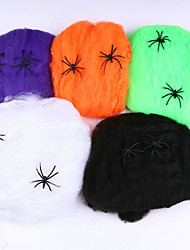 Halloween Spider Cotton Decoration
