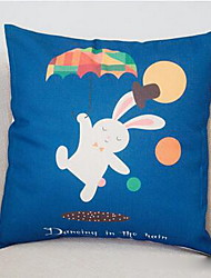 Cartoon Pillow Sofa Cushion Lumbar Pillow Office Car Waist Cushion Pillow Lunch Break Pillow Cover
