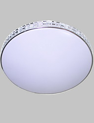 UMEI™ Modern Ceiling Light Led Flush Mount Acrylic Metal Painting 90-265V Led Light