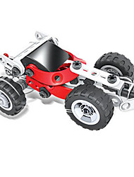 Building Blocks For Gift  Building Blocks Model & Building Toy Car ABS 8 to 13 Years Red / Black Toys