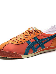 Asics Onitsuka Tiger Corsair Vin Womens Running Sneakers Athletic Jogging Skate Shoes Orange Grey Black