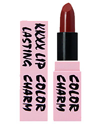 Lipstick Matte Cream Long Lasting / Natural 901#Red 1 KKXX