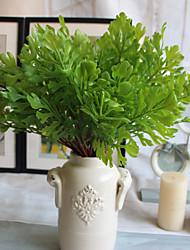 1 Une succursale Plastique Plantes Fleur de Table Fleurs artificielles 44(17.3'')