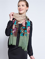 Alyzee Women Wool ScarfFashionable Jewelry-B5027