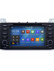 7 Android 5.1.1 Quad Core 1024*600 Car DVD GPS Stereo Navigation for BMW E46 M3 318i 320i 325i 328i