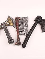 jouet en plastique couteau hache pirate plastique arme props outils de cosplay pirates fournitures de halloween