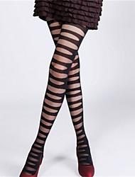 Для женщин Для женщин Тонкая ткань Колготы,Вискозное волокно