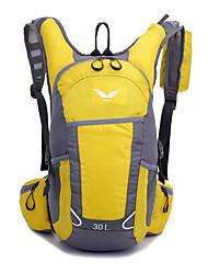 30 L sac à dos Sac à dos Cyclisme Multifonctionnel