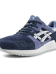 Asics Gel Lyte III Mens Running Trainers Sneakers Athletic Tennis Shoes Navy Red