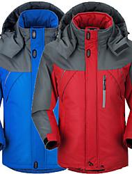 Randonnées Veste Coquille souple HommeRespirable Séchage rapide Pare-vent Résistant aux ultraviolets Vestimentaire Tissu Ultra Léger