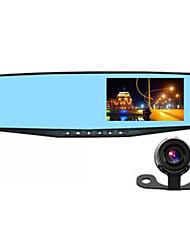 L600 Blue Mirror Car 1080P HD Rear View Mirror Driving Recorder