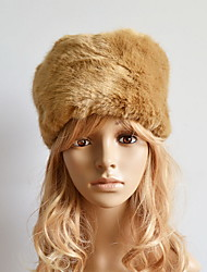 Women Faux Fur Bowler/Cloche HatCasual Fall / Winter Fur Cap