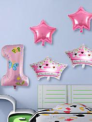 PVC Decorações do casamento-5piece / Set Aniversário Tema rústico Primavera