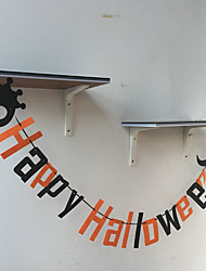 Party Banner 1Pc For Helloween Party Skull Letters Garland