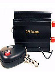 Remote Monitoring Anti-Theft For GPS Satellite Positioning