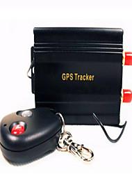 la surveillance à distance anti-vol pour un positionnement par satellite GPS