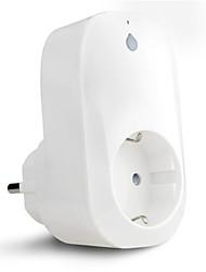 European Regulations Wifi Smart Socket Creative Timing Wifi Socket APP Remote Control