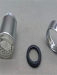 changeant de couleur conduit robinet d'eau coloré couleur changeant cuivre imitation lumineuse (abs galvanoplastie)