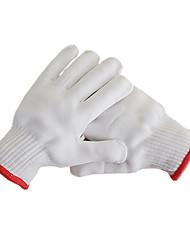 Примечание 10 пар продающиеся упругие шелка перчатки