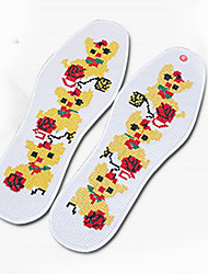 Эти силиконовые вставки практически невидимы и служат для обеспечения комфортной поддержки стопы во всех типах модной обуви.Стельки /