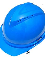 msa msa 500 ylellisyyttä abs hengittävä anti-nasta kypärä kypärät johti rakennustyömaalla tulostus