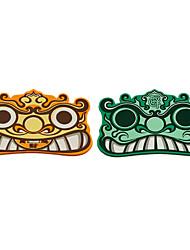 Chinese Mythology God Beast can Bring Good Luck Car Phone Pad Perfume Silica Gel pad