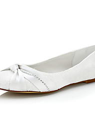 Women's Flats Spring / Summer / Fall / Winter Silk Wedding / Party & Evening /