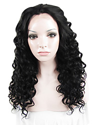 IMSTYLE 20Hot Selling Medium Curly Synthetic Lace Front Wigs