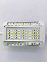 R7S 118mm 72x 2835SMD 10W Warm White / Cool White 1100LM 220Beam Horizontal Plug Lights  Flood Light AC85-265V
