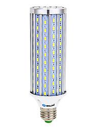 Brelong e14 / e27 / b22 25w ha portato luci di mais 140 smd 5730 2500 lm caldo bianca / cool bianco ac 85-265 v 1 pc