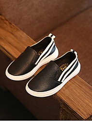 Unisex Flats Spring / Summer / Fall / Winter Flats Customized Materials Casual Flat Heel Others Black