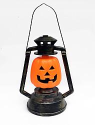 1PC Halloween Items Decor  Bar Party Archaize Props Portable Pumpkin Lamp