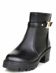 Women's Boots Spring / Riding Boots / Fashion Boots / Bootie / Basic Pump / Comfort / Combat Boots / Round Toe