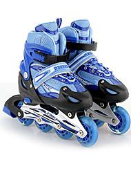Die neuen Kinder-Skates Schlittschuhe Rollschuhschuhe erwachsene Eisschnellschuhe