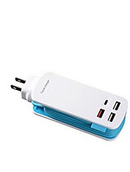 # Sem Fio Others Smart usb socket Azul