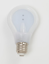 12W E26/E27 Lampe de Décoration A60(A19) 50 SMD 3020 1200 lm Blanc Chaud / Blanc Froid Décorative AC 100-240 V 1 pièce