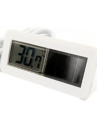 Solar Digital Display Thermometer