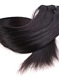 3 Stück Gerade Menschliches Haar Webarten Brasilianisches Haar 300g/lot,100g/pc 14inch,16inch,18inch Haarverlängerungen