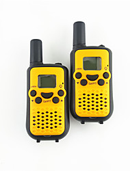 1 Pair Lovers Walkie-Talkie  Intercom Parent-Child Activities  Mini Radio
