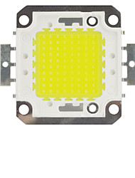 100W 10000LM 6000K LED Cold White Chip Cool White Bulb High Power Energy Saving Lamp Chip (DC 30-33V)
