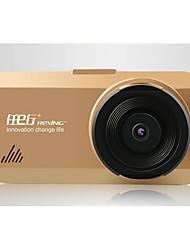 Plattenrecorder / Doppelobjektiv HD 1080p Weitwinkel Nachtsicht Parküberwachung