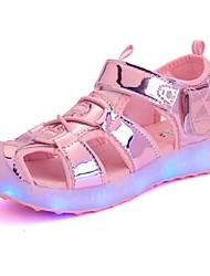 Girl's Sneakers Spring / Summer / Fall Comfort / Round Toe / Flats Leatherette Party & Evening / Athletic
