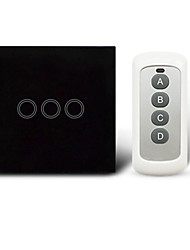 86 Wireless Remote Control Touch Screen Switch