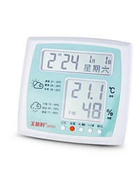 Household Electronic Thermometer Indoor And Outdoor Available