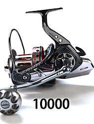 Spinning Reels 471 11 Ball Bearings Exchangable Sea Fishing-SP10000 fishdrops