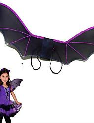 Halloween place ailes de chauve-souris de bonneterie accessoires cospaly costumes 46 * 38cm