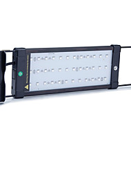 20 дюймов (52cm) привело свет аквариума AC 100-240V RGB пульт дистанционного управления выдвижной кронштейн привело рыбы лампы ес пробку